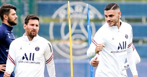 Lionel Messi 'wants Mauro Icardi sold' at PSG after apparent fallout