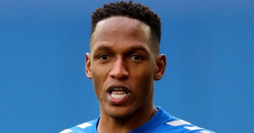 Everton ace Yerry Mina launches charity in hometown helping 250 young Colombians