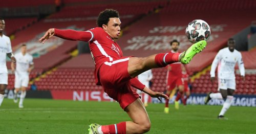 Alexander-Arnold doubters silenced as stats prove impressive display vs Madrid
