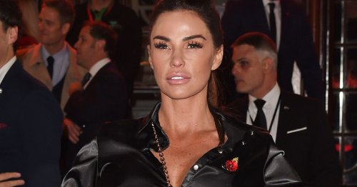 Katie Price takes swipe at Gareth Gates as she suggests she started his career