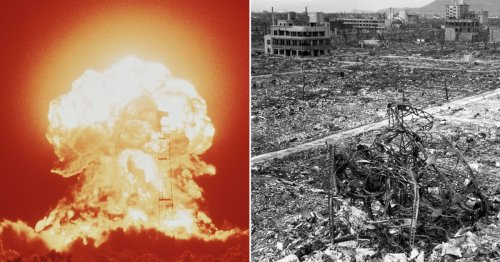 Skin 'melting' and no chance of pain relief – how a nuclear bomb would kill you