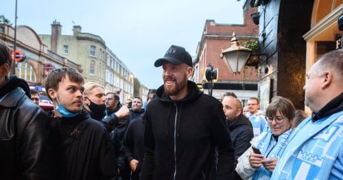 Brentford star leads Malmo's supporters to Chelsea clash days after facing them