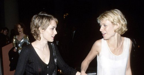 Gwyneth Paltrow's historic 'feud' with Winona Ryder sparked by 'stolen part'