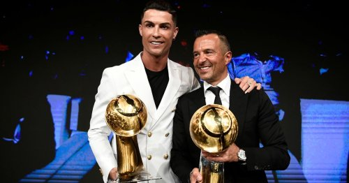 Cristiano Ronaldo and super agent Jorge Mendes scammed by travel agent for £264K