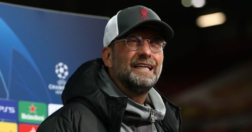 Liverpool boss Klopp's blunt reply when asked who will win Champions League