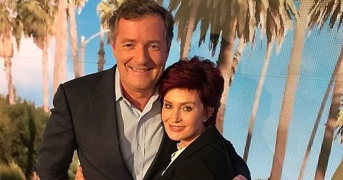 Sharon Osbourne slapped Piers Morgan round face – but Ozzy made her apologise