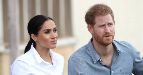 Harry and Meghan slammed after releasing just one Spotify podcast from £18m deal