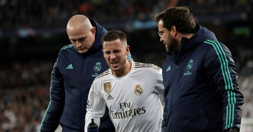 Hazard risks wrath of Ancelotti after returning to Real Madrid 'out of shape'