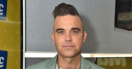 Inside Robbie Williams' £6.7m home with helicopter pad as he puts it up for sale