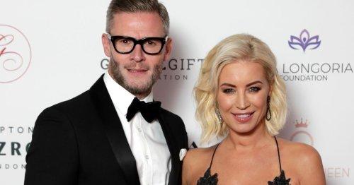 Denise Van Outen postpones wedding to Eddie Boxshall - despite not being engaged