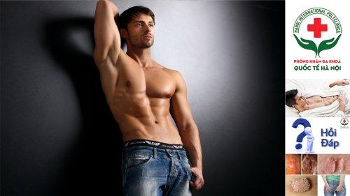 Sùi mào gà ở nam giới | Nguyên nhân và các triệu chứng của bệnh