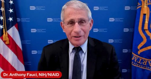 Dr. Fauci Addresses 'Shots at the Shop' During Black Press Appearance