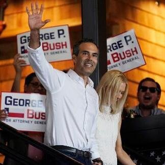 George P. Bush Just Learned a Very Important Lesson About Donald Trump