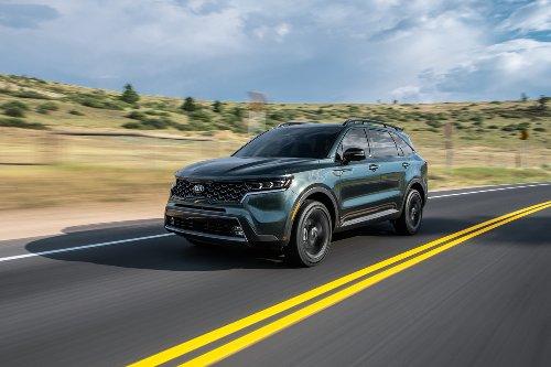 AboutThatCar.com: 2021 Kia Sorento X-Line AWD