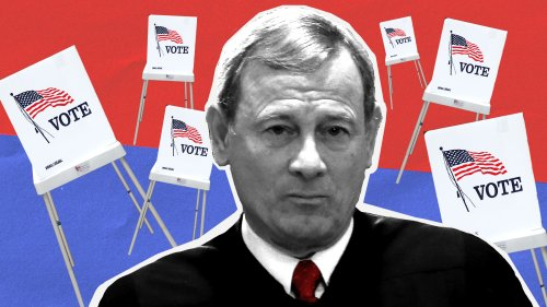 John Roberts Takes Aim at the Voting Rights Act and Political Money Disclosures, Again
