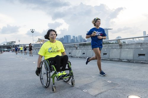 Run for Those Who Can't: The Red Bull Wings for Life World Run is Back