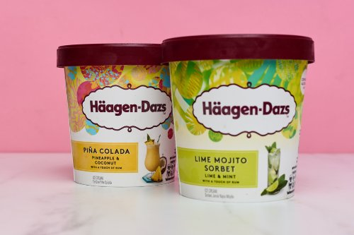 Häagen-Dazs' Three New Tropical Flavours are 'Rum'azing!