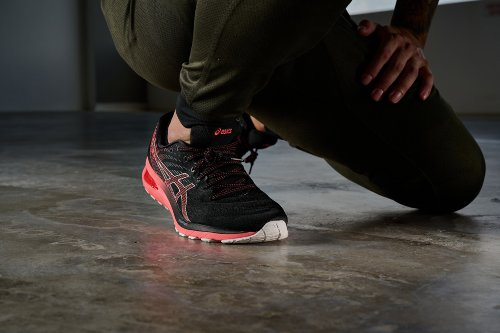A comfortable and stylish fit: ASICS' releases their newest collection SUNRISE RED: GEL-CUMULUS™ 22