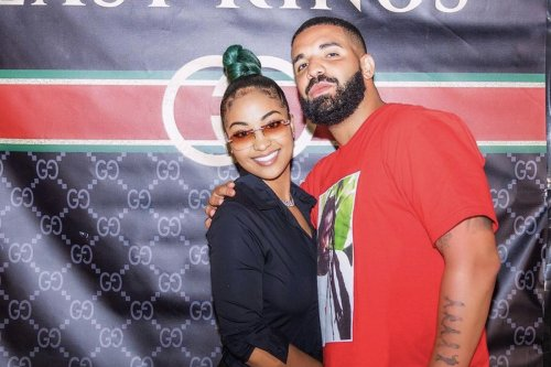 No, Shenseea Isn't Pregnant For Drake, But They Reportedly Have A Collab