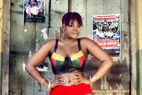 Dancehall Artist Stacious Makes History As She Wins 2021 Jamaica Festival Song Competition