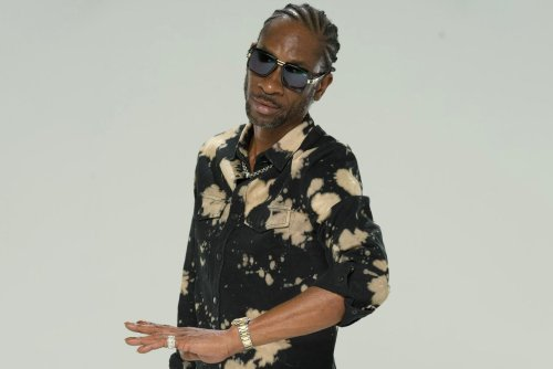 Bounty Killer Shows Off His Granddaughter, During Weekend 'Family Time'