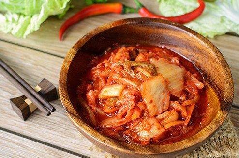 Kimchi, il superfood coreano del benessere