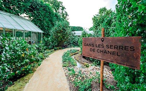La fattoria delle camelie di Coco Chanel