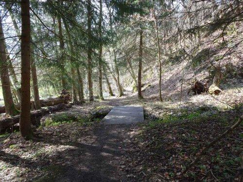 Rundwanderweg Limbach Klamm
