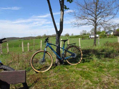 Radtour durch das Oberbergische Land