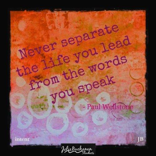 Values - JBS Intention Cards... | Jolie Buchanan