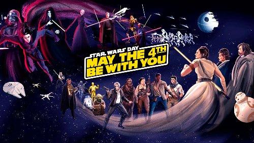 Disney+ celebra el 'Star Wars Day' con una programación especial