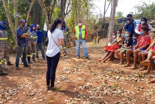Youth: River cleanup in Brazil promotes environmental stewardship | BWNS