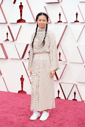 Chloé Zhou Isn't the Only History-Making Woman at the 2021 Oscars - Academy Awards