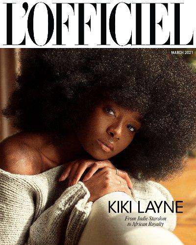 KiKi Layne Always Wanted to be a Princess - Actress Kiki Layne Coming 2 America Actress