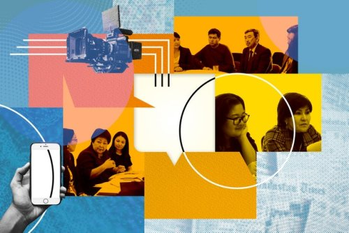 Kazakhstan: Journalists explore media's role in promoting societal unity | BWNS