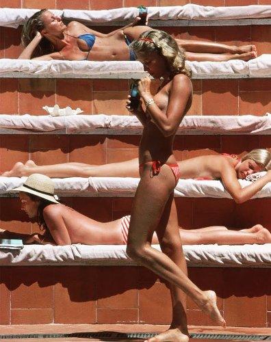 The Splendor of Photographer Slim Aarons' Endless Summer - Slim Aarons Resort Celebrity