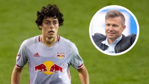 'Borderline cockiness rooted in confidence' - American youngster Clark has personality to succeed at RB Leipzig, says Marsch   Goal.com
