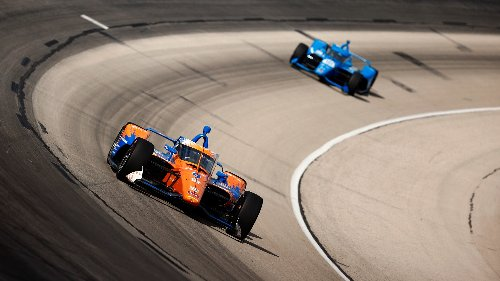 Indy 500 pole, starting lineup
