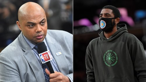 Charles Barkley sounds off on unvaccinated Kyrie Irving on TNT's Inside the NBA