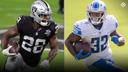 Fantasy Football Injury Updates: Latest news on Josh Jacobs, D'Andre Swift affecting Week 2 start-sit decisions
