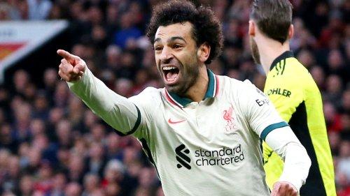 Manchester United vs. Liverpool result: Mohamed Salah nets hat trick in 5-0 Liverpool thrashing