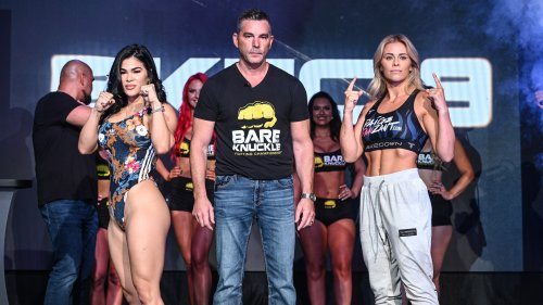 Rachel Ostovich avenges UFC loss to Paige VanZant with decision victory at BKFC 19
