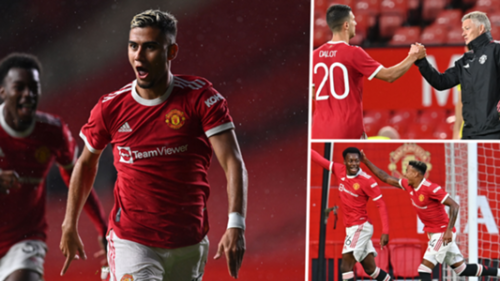 Elanga and Pereira wondergoals give Solskjaer dilemma: What we learned from Manchester United draw with Brentford   Goal.com
