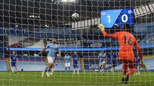 'It was a bad decision' - Aguero takes 'full responsibility' after embarrassing Panenka penalty miss adds to Man City's poor spot-kick record | Goal.com