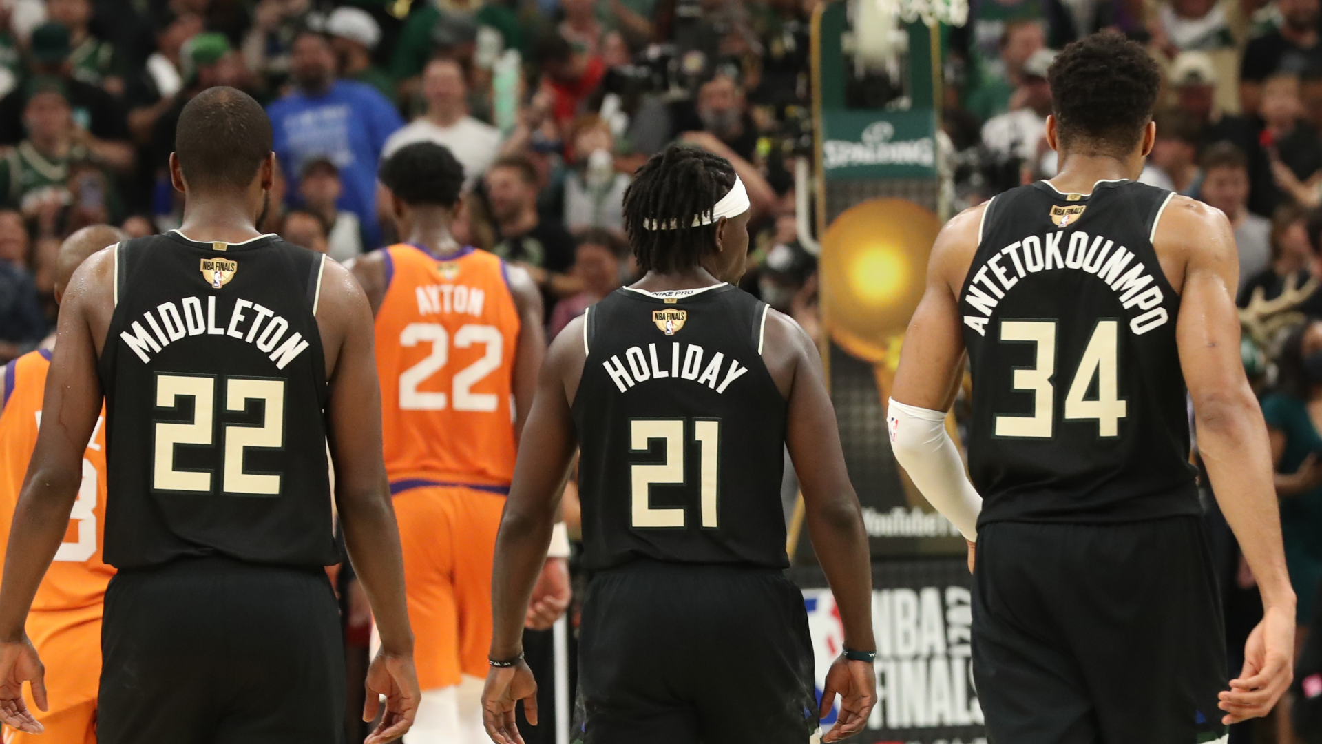 NBA Finals 2021: NBA players react on Twitter to Giannis Antetokounmpo's historic Game 6 performance