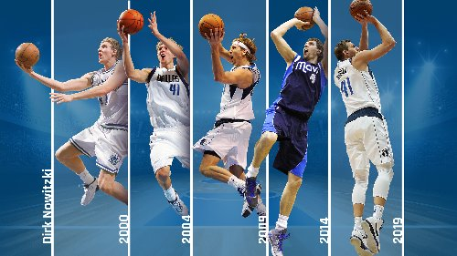'He's changed everything': How Dirk Nowitzki went from unknown to unparalleled