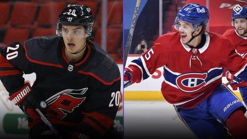 Hurricanes vs. Canadiens: Explaining how Sebastian Aho, Jesperi Kotkaniemi offer sheets created animosity between NHL teams