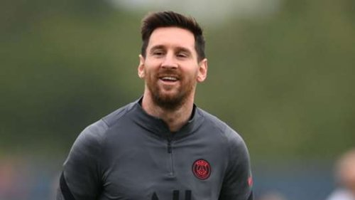Messi in full training as Dias hopes PSG star will face Man City in Champions League | Goal.com