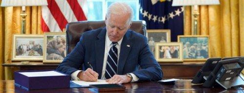 Biden Signs $1.9 Trillion Bill