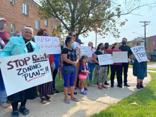 Langley Park Residents Worry Zoning Changes Will Push Them Out | DCist